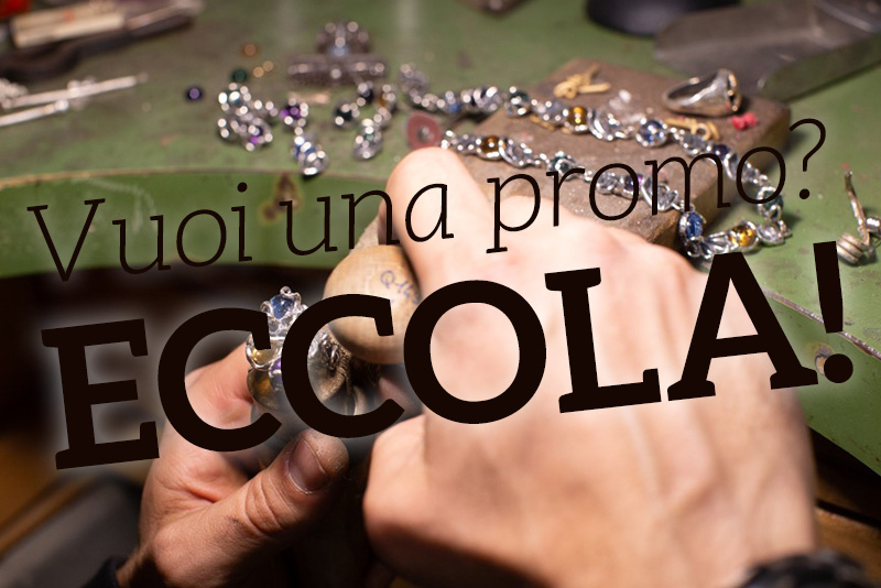 Tutti i gioielli -10%, promo riservata!