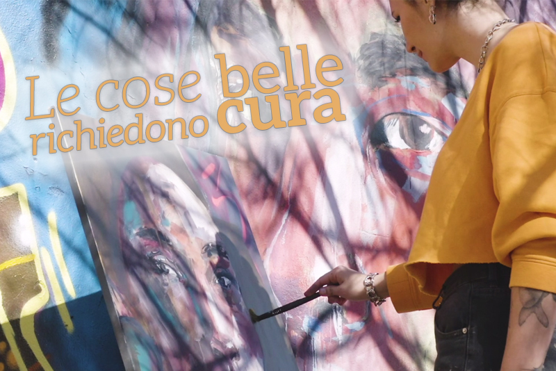 Le cose belle richiedono cure - l'ultimo video Eres Design