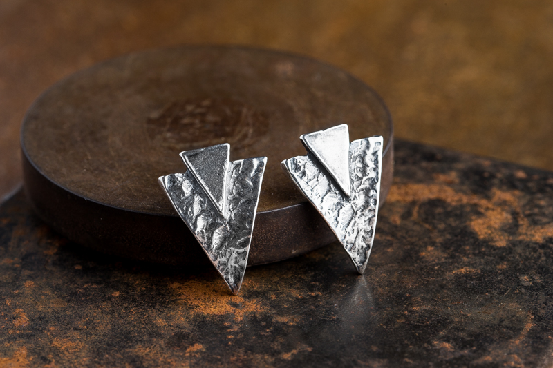 Eres Design - Orecchini Piramidi