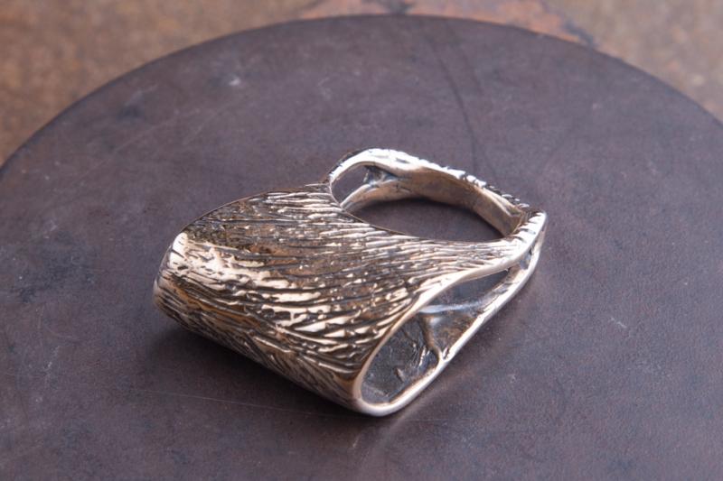 Eres Design - Anello Design bronzo